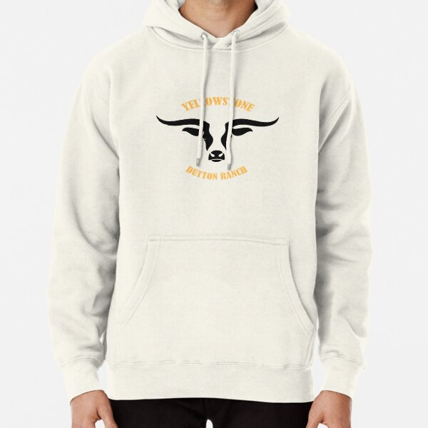 Yellowstone Dutton Ranch Pullover Hoodie
