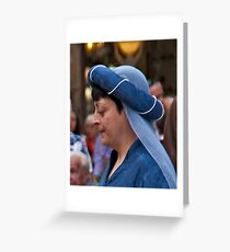 Donna Greeting Card