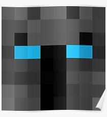 popularMMos Minecraft Haut Poster