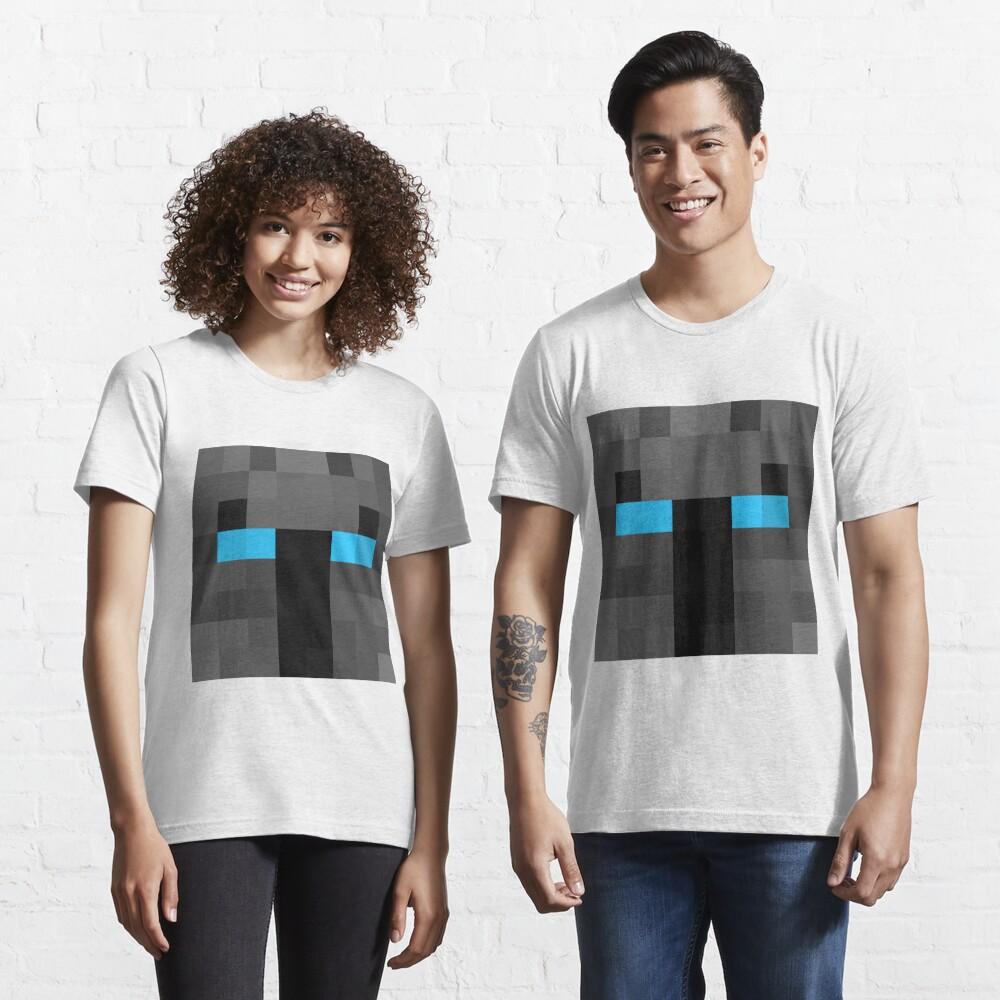 popularMMos Minecraft skin Essential T-Shirt