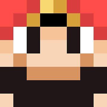Sethbling Minecraft skin by youtubedesign