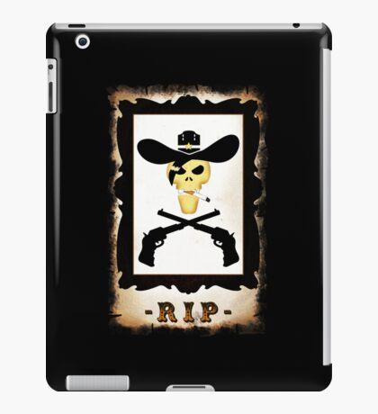 Dead Luke VRS2 iPad Case/Skin
