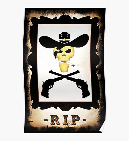Dead Luke VRS2 Poster