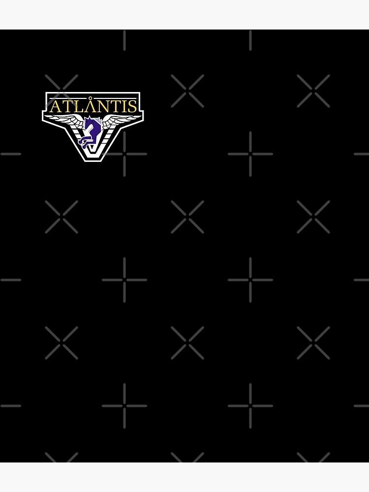 Stargate Atlantis by Ravensclaw3