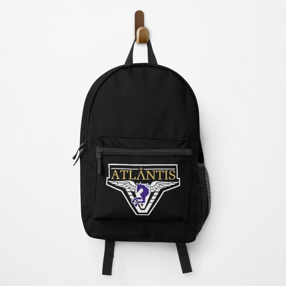 Stargate Atlantis Backpack
