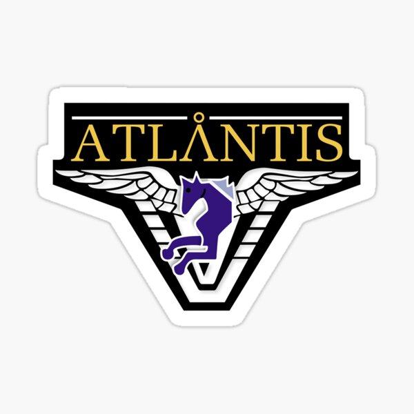 Stargate Atlantis Sticker