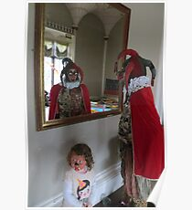 The Fool in the Mirror Poster