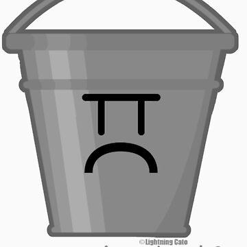 Depression Bucket by PalmettoSpace