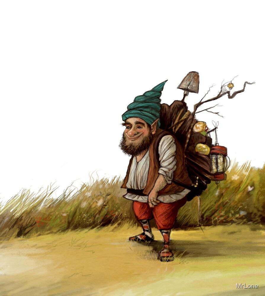 Dwarf Sketch 2 by MrLone