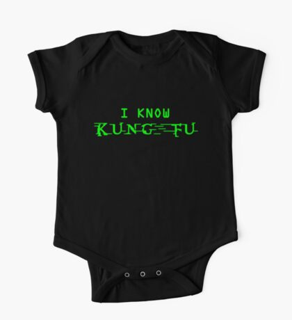 I know Kung Fu Kids Clothes