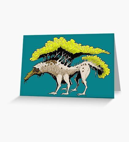 TREEGON Greeting Card