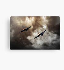 3 Squadron Canvas Print