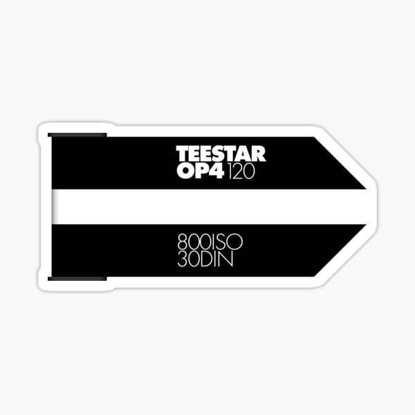 TeeSTAR 120 Exposed Sticker