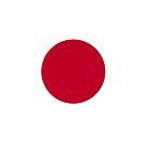 Japan Flag by pjwuebker