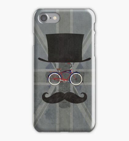 Bicycle Head iPhone Case/Skin