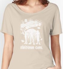 Materia Girl Women's Relaxed Fit T-Shirt