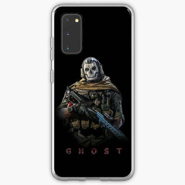 Warzone Ghost Samsung Galaxy Soft Case