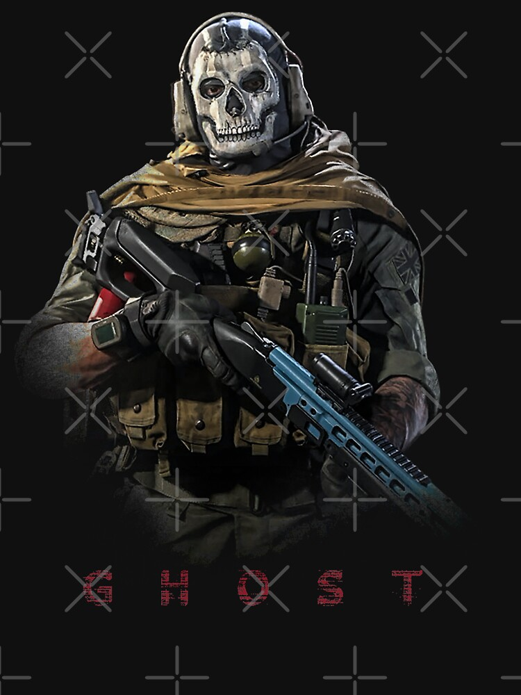 Warzone Ghost by mamox7