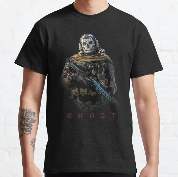 Warzone Ghost T-shirt classique