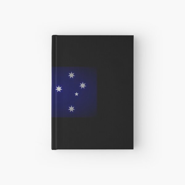 Australian flag Hardcover Journal