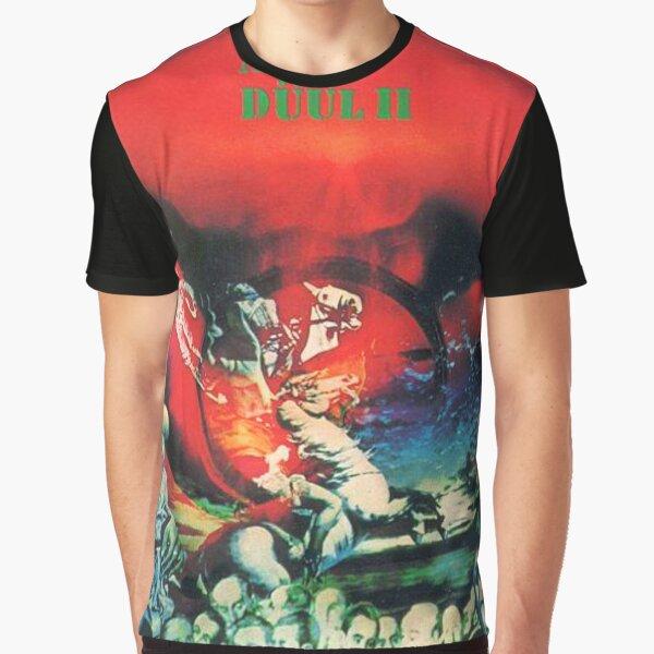 Amon Duul II - Tanz Der Lemminge (Dance Of The Lemmings) Graphic T-Shirt