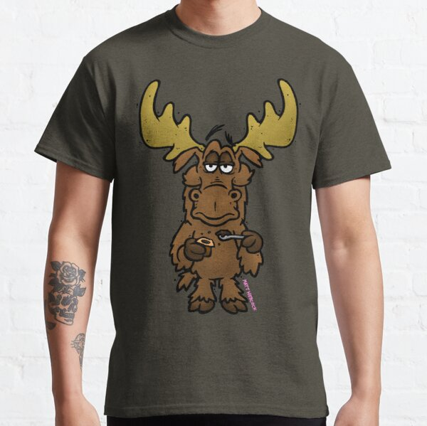 Chocolate Moose  Classic T-Shirt