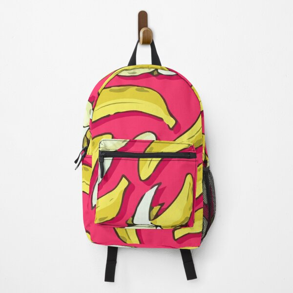 Sweet bananas pattern Backpack