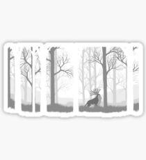 Spirit of the Forest Sticker