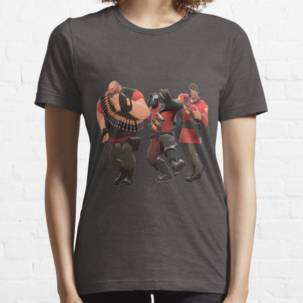 Team Fortress 2 - Conga! Essential T-Shirt