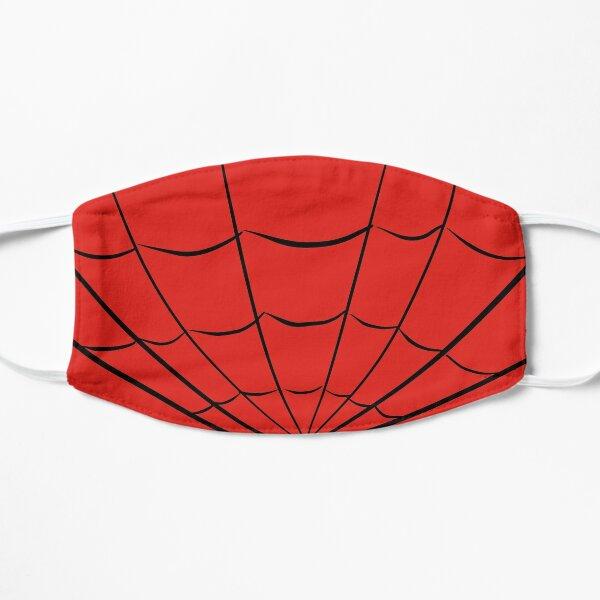 masque de spiderman Masque sans plis