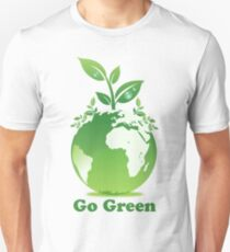 Go Green T-Shirt T-Shirt