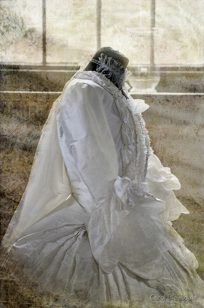 She Waits by Carol Bleasdale
