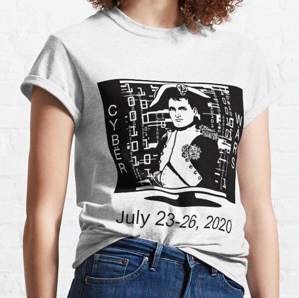 CYBËR WÅRS Clothing Classic T-Shirt