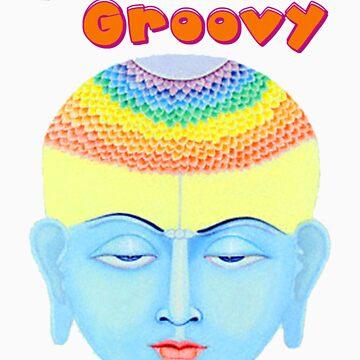 Feelin Groovy T-Shirt by mindofpeace