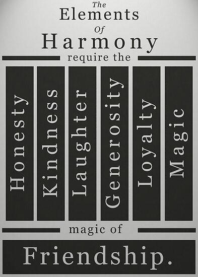 The Elements of Harmony by Randall116