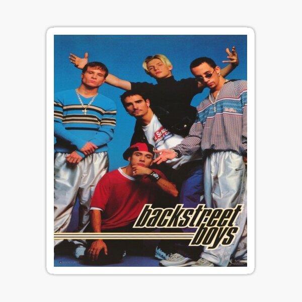 Backstreet Boys Pegatina