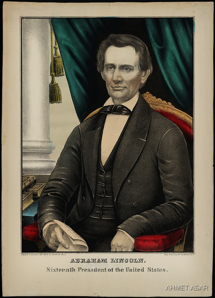 Kellogg portrait of Lincoln by MotionAge Media