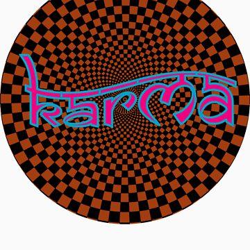 Karma T-Shirt by mindofpeace