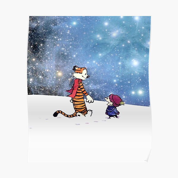 Bill Waterson Poster