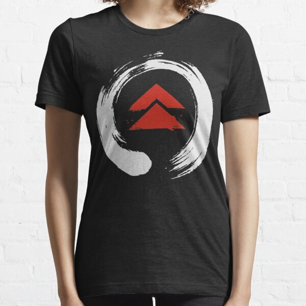Fantasma De Tsushima Enso Circle Camiseta esencial