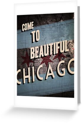 Beautiful Chicago by Luke Morgan