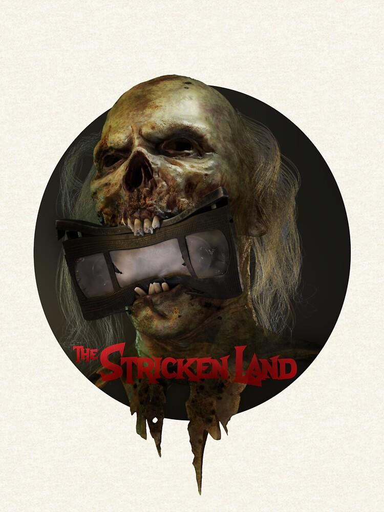 The Stricken Land alternative website icon by FilmFiend