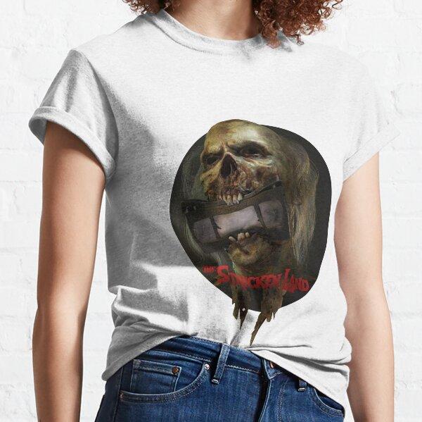 The Stricken Land alternative website icon Classic T-Shirt