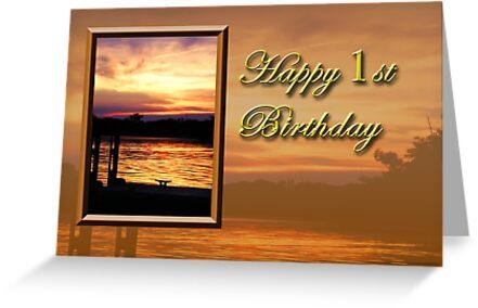 1st Birthday Pier by jkartlife