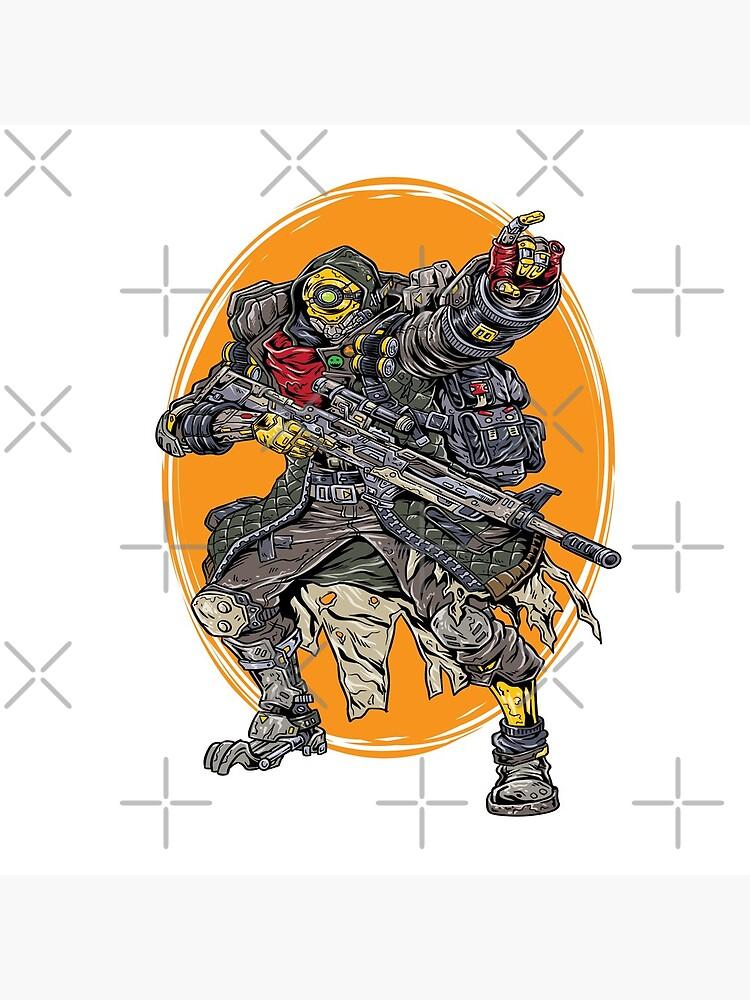 FL4K The Beastmaster Vault Symbol Borderlands 3 Rakk Attack! by ProjectX23