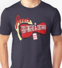 Fish Fingers & Custard T-Shirt