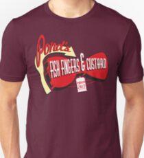 Fish Fingers & Custard T-Shirt