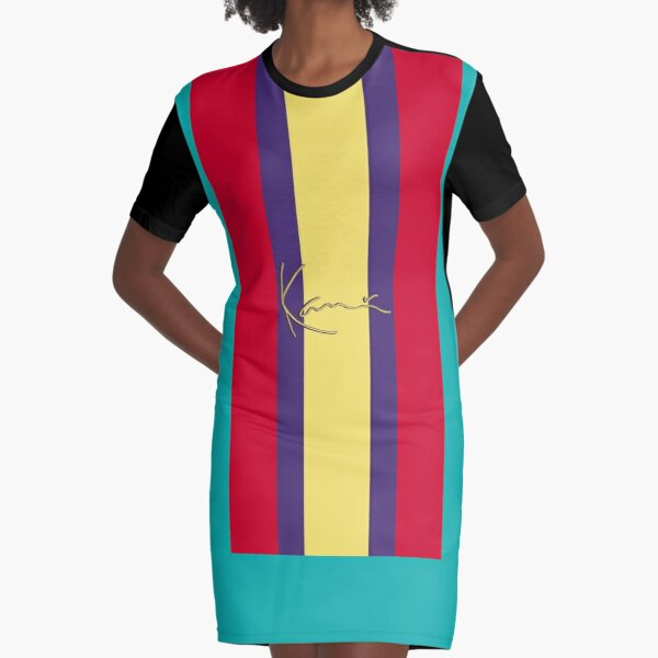 karl kani  Graphic T-Shirt Dress