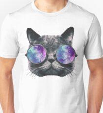 Cat Eye Galaxy T-Shirt