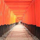 Shrine at Fushimi by BlackhawkRogue